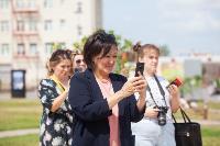 Тулу посетила советник председателя партии «Новые люди» Сардана Авксентьева, Фото: 18