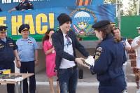 Звёзды Первого канала устроили концерт в военной части, Фото: 22