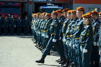 Молодые сотрудники Главного управления МЧС России по Тульской области торжественно приняли присягу, Фото: 61