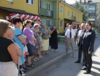 Новоселье переселенцев в Болохово, Фото: 6