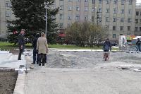 Ремонт площади Победы, Фото: 10