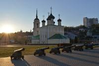 Канониры опробовали газон в Воронеже, Фото: 10