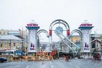 Установка новогодней арки, Фото: 13