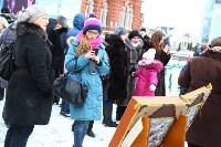 Арт-объекты на площади Ленина, 5.01.2015, Фото: 47