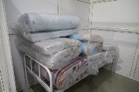 В Туле в манеже «Арсенала» завершается монтаж госпиталя для больных коронавирусом, Фото: 36