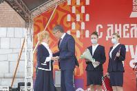 Дмитрий Миляев наградил выдающихся туляков в День города, Фото: 27