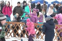 Как туляки провожали зиму на набережной Упы, Фото: 14