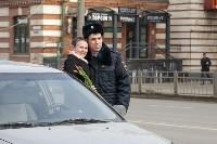 Полиция поздравила тулячек с 8 Марта, Фото: 31