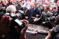 Открытие торговых рядов в Тульском кремле. День города-2015, Фото: 35