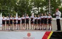 Презентация команды по велоспорту, Фото: 14