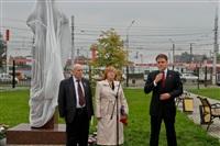 Торжественное открытие памятника А.Н. Ганичеву. 19 сентября, День оружейника., Фото: 10