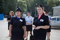 Конкурс водительского мастерства среди полицейских, Фото: 13