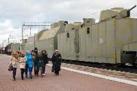 Открытие экспозиции в бронепоезде, 8.12.2015, Фото: 12
