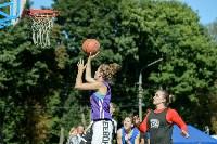В Центральном парке Тулы определили лучших баскетболистов, Фото: 6