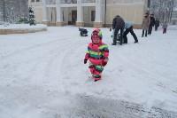 Снежная Тула. 15 ноября 2015, Фото: 22