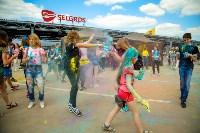 В Туле прошел фестиваль красок и летнего настроения, Фото: 8