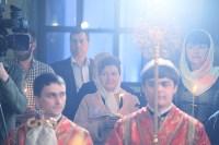 Пасхальная служба в Успенском кафедральном соборе. 11.04.2015, Фото: 53