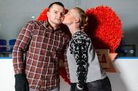 """""""Ночной лёд"""" в честь Дня святого Валентина, Фото: 14"""