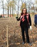 Депутаты Тульской областной Думы высадили яблони в Тургеневской усадьбе, Фото: 7
