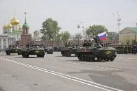 Генеральная репетиция парада Победы в Туле, Фото: 5
