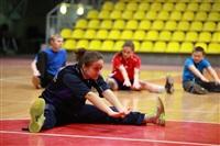 В Туле прошло необычное занятие по баскетболу для детей-аутистов, Фото: 20