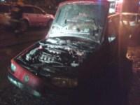 Возгорание автомобилей в Тульской области в ночь на 28 сентября, Фото: 2