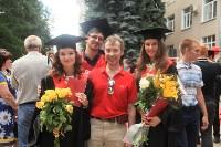 Вручение дипломов магистрам ТулГУ, Фото: 284