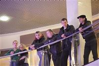 Бойцы М-1 провели открытую пресс-конференцию и встретились с фанатами, Фото: 19