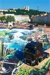 3D граффити во Франции, Фото: 2