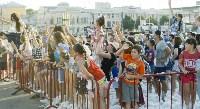 В центре Тулы прошла большая пенная вечеринка, Фото: 88