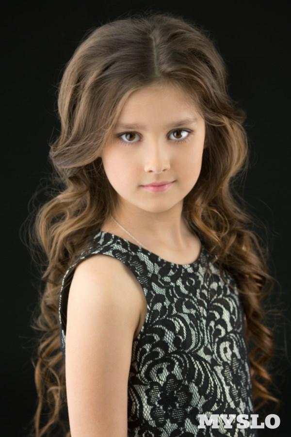 Чернухина Ангелина, 7 лет