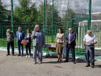 Открытие нового футбольного поля, Фото: 7