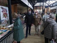 В Туле после капитального ремонта открылся рынок «Салют»., Фото: 10