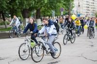 В Туле прошел большой велопарад, Фото: 92
