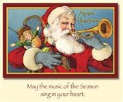 Старинные рождественские открытки, Фото: 8