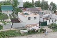 Последствия урагана в Ефремове., Фото: 34