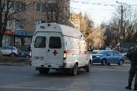 В Туле водитель иномарки сбил иностранца. 17.03.2015, Фото: 1