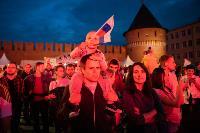 Как туляки поддерживали сборную России в матче с Бельгией, Фото: 36
