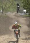 Юные мотоциклисты соревновались в мотокроссе в Новомосковске, Фото: 105