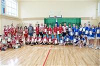 Соревнования за первенство Тульской области по баскетболу среди юношей и девушек. 1 октября, Фото: 2