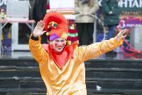 Широкая Масленица с Тульским цирком: проводы зимы прошли с аншлагом, Фото: 6