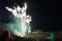 Шоу фонтанов на Упе. 9 мая 2014 года., Фото: 34