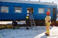 Учения МЧС на железной дороге. 18.02.2015, Фото: 11