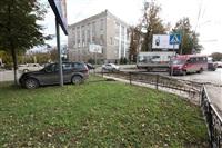 Пробка на проспекте Ленина. 27 сентября, Фото: 2