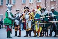 Средневековые маневры в Тульском кремле. 24 октября 2015, Фото: 33