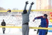 III ежегодный турнир по пляжному волейболу на снегу., Фото: 42