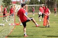 Тренировка «Арсенала» на стадионе «Желдормаш», Фото: 28