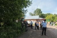 На Косой Горе ликвидируют незаконные врезки в газопровод, Фото: 22