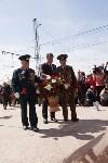 Открытие монумента и бронепоезда на Московском вокзале. 8 мая 2015 года, Фото: 62
