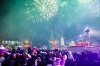 Главную ёлку Тулы открыли грандиозным фейерверком, Фото: 19
